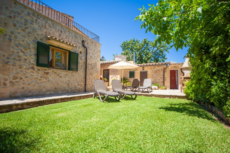 CAN BOI DEN CIFRE - Chalet for 6 people in Pollensa Chalet in Puerto Pollensa