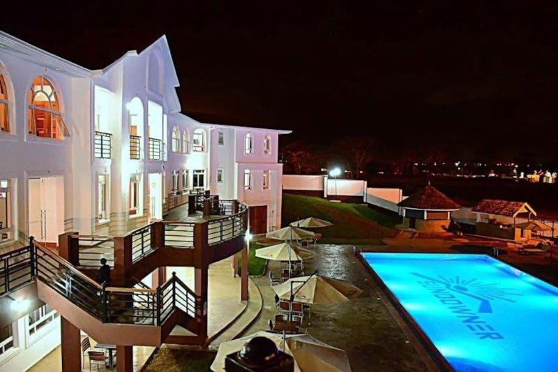 área de Club House Piscina