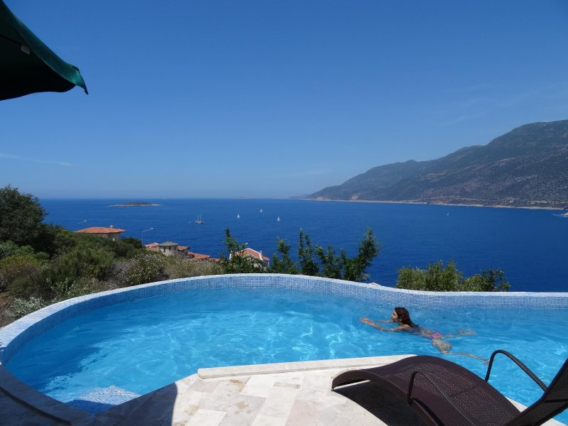 Villa Hans - KasVillas .. PRIVATE Villa with PRIVATE Pool - include., location de vacances à KAS