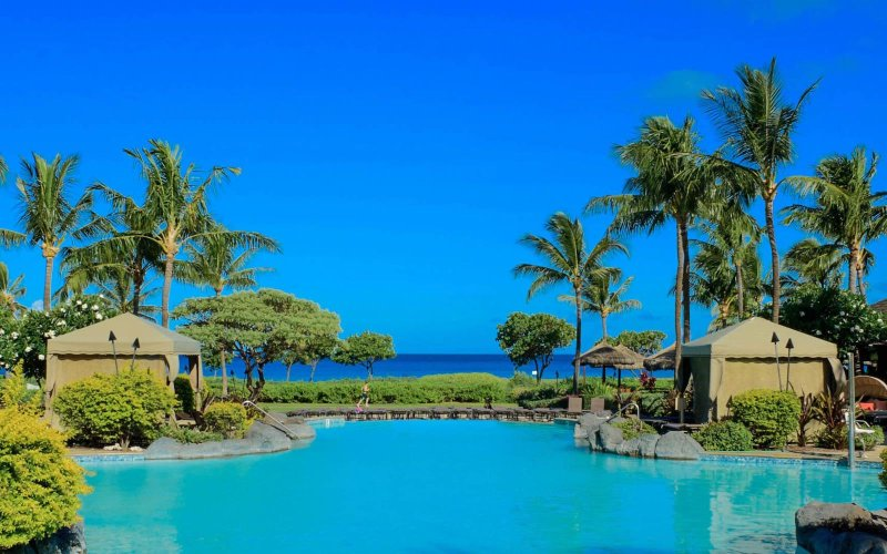 Honua Kai...one of Maui's favorite beachfront resorts