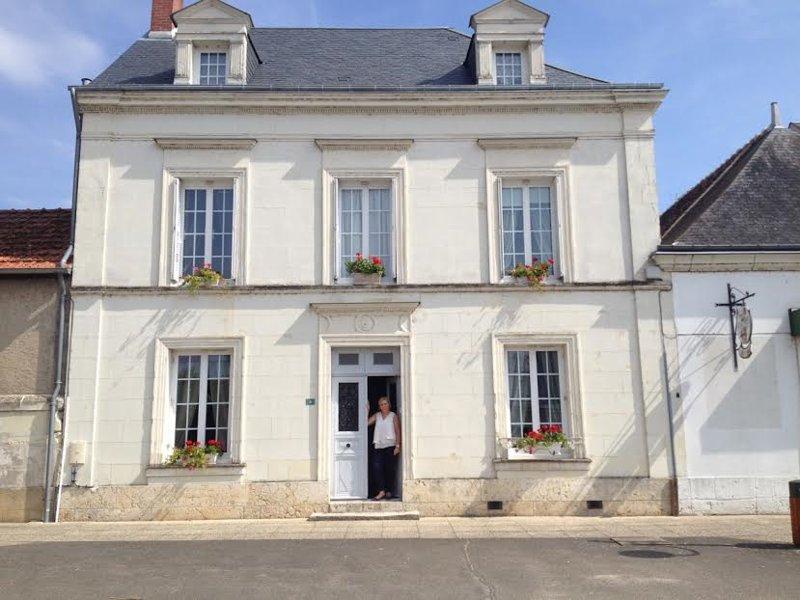 Zoo de Beauval à 3km châteaux de la Loire dans une périphérie de 30km, holiday rental in Meusnes