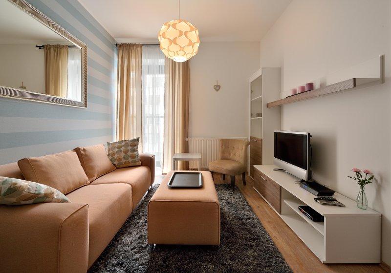 Deluxe 1 BDR Suche myto 4, holiday rental in Bratislava Region