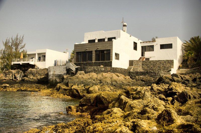 Casa Océano 3, Mar, Terraza y Sol, vacation rental in Tahiche