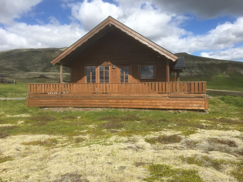 The Best Golden Circle House and Northern lights Bungalow in Iceland, alquiler vacacional en Selfoss