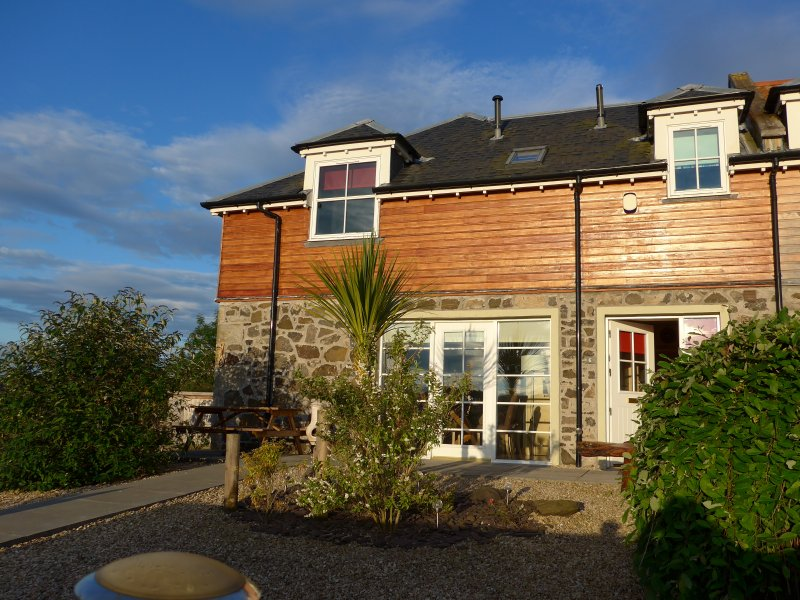 Pitlethie Steadings, St Andrews, Leuchars, Fife, Scotland, vacation rental in St Michaels