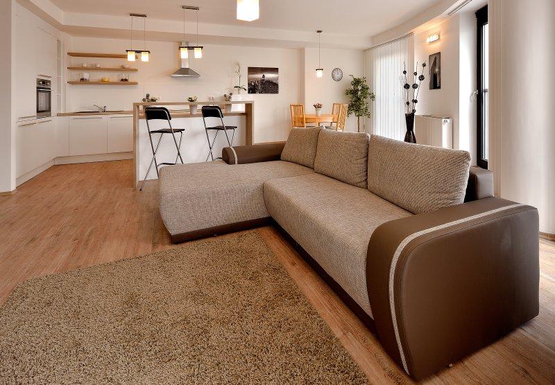 Deluxe 2 BDR apartment Suche myto 6, holiday rental in Bratislava Region