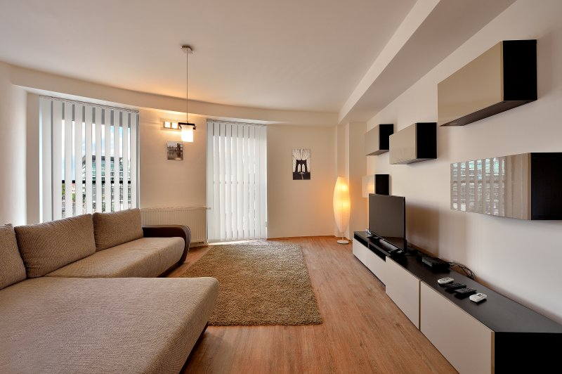 salon (appartement 4.5)