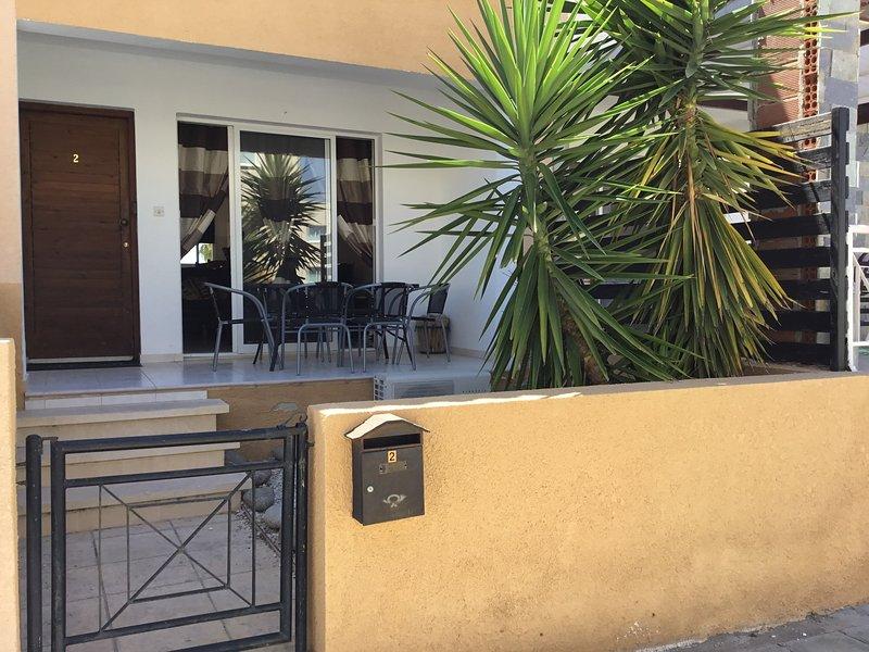 Paphos Chlorakas Melania Gardens with view, vacation rental in Empa