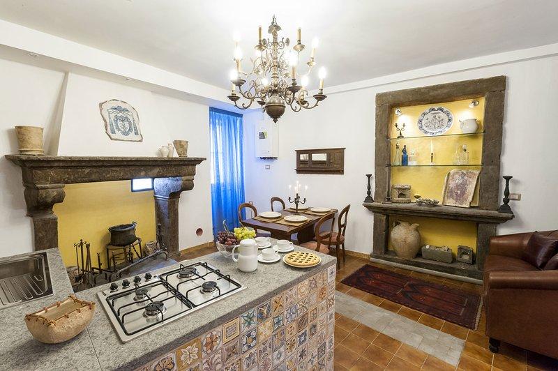 Residenze Villa Lante - Camino Rinascimentale, location de vacances à Viterbo