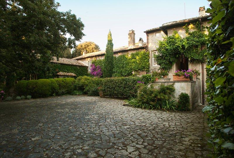 Casale Santo Nicola - Rome