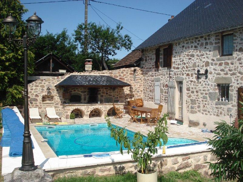 chambre d'hôtes gîte Meix Jeannin, holiday rental in Lucenay-l'Eveque