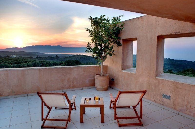 SUITE balcon privé