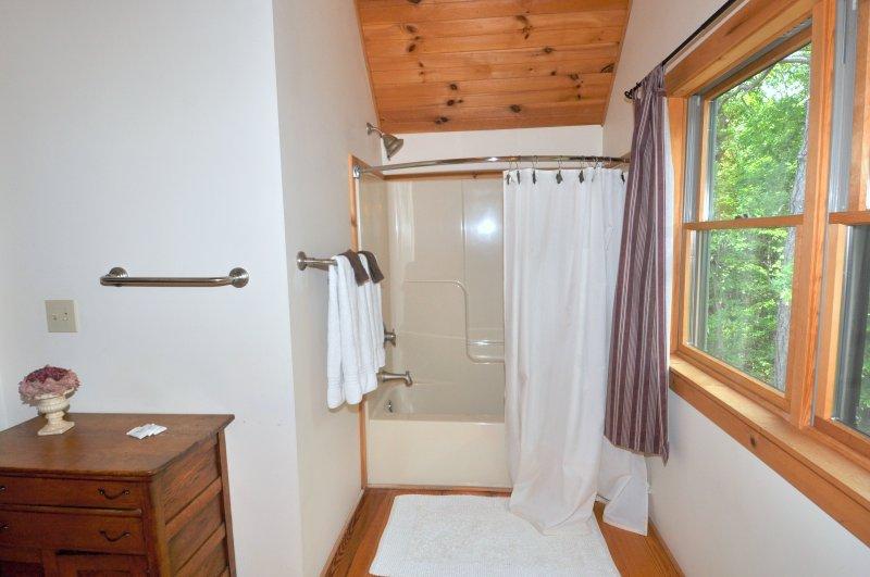 Otra vista del Loft Nivel baño completo