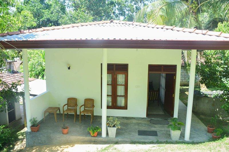Udara Cottage, aluguéis de temporada em Unawatuna