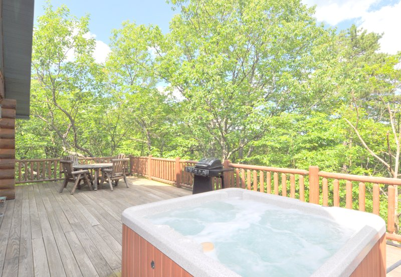 Disfrutar de una comida en la terraza abierta. Traer su estera de yoga! Es un gran lugar para estirar.