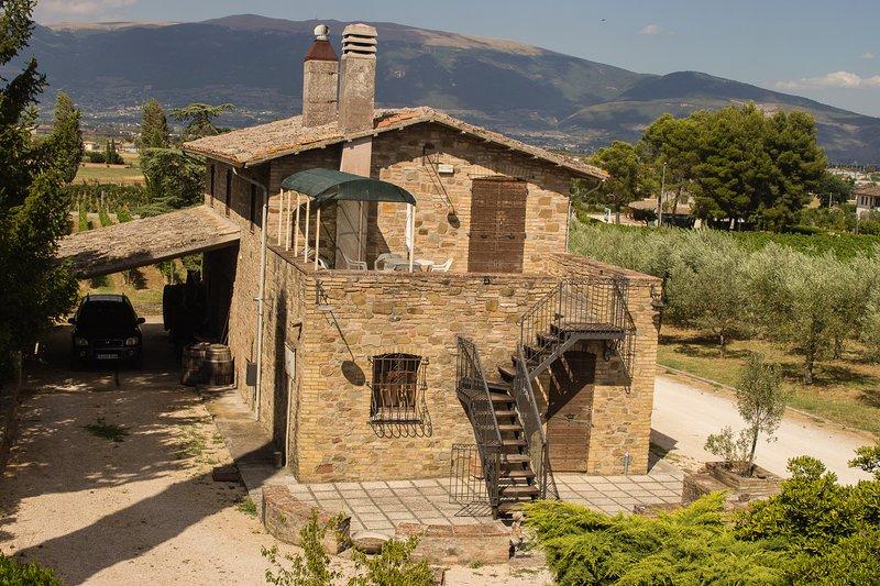 Country House Carmelita, holiday rental in Madonna della Pia