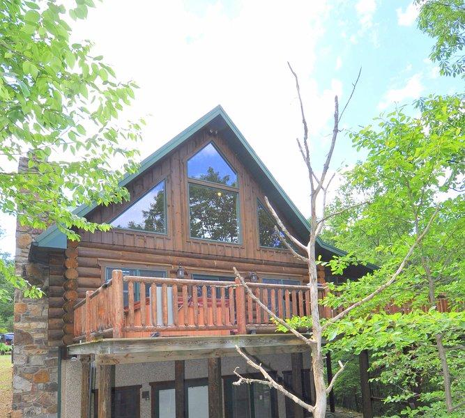 Freedom Mountain Chalet – semesterbostad i Slanesville