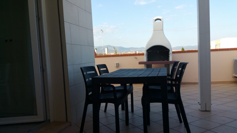 splendido attico monolocale, vacation rental in Dolianova