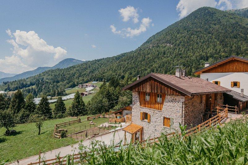 MASO DEL FIENO cipat 022168-AT-058737, location de vacances à Borgo Valsugana