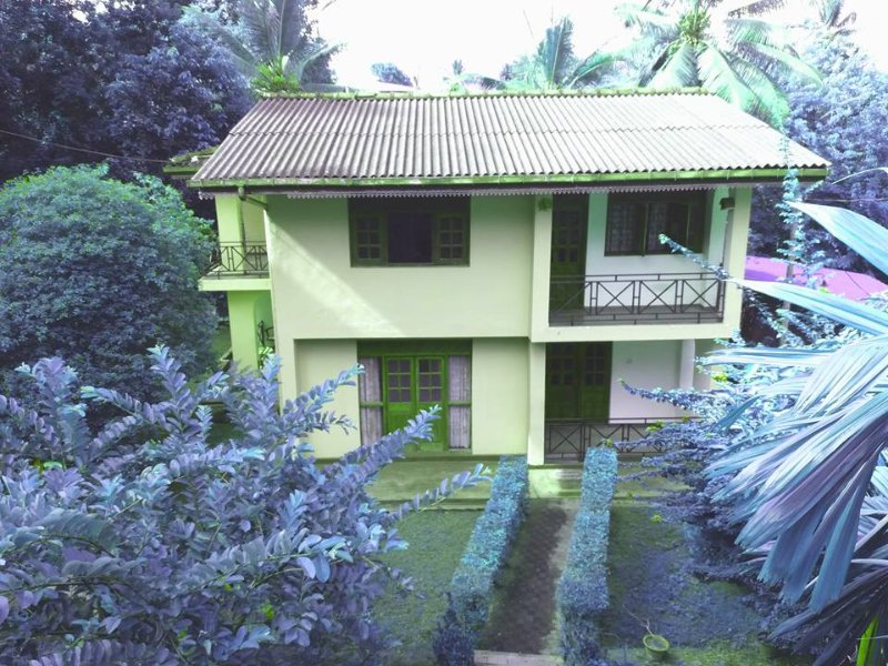 Saint Gate Holoday home, holiday rental in Nattarampota