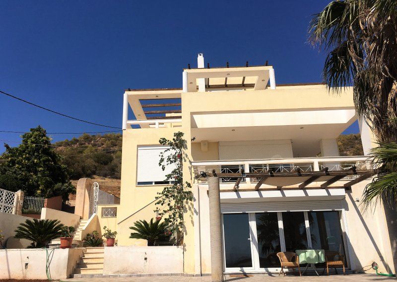 Private Seaview Room with Balcony, vacation rental in Anavyssos