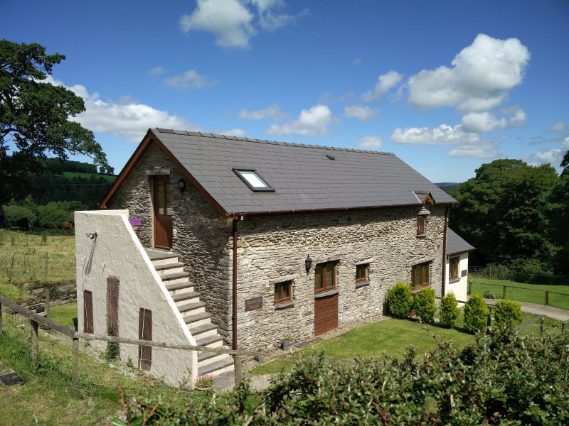 Buzzards Watch, holiday rental in Cilgerran