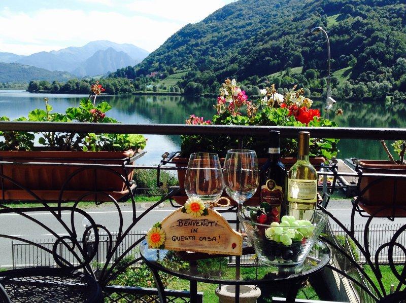 Villa Marilena :, holiday rental in Zambla Alta