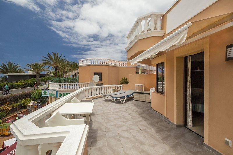 Tenerife Royal Gardens Front Line Sea View Has Ocean Views And Air