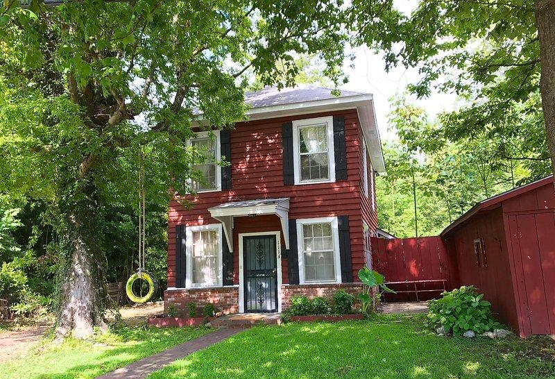 Clarksdale's Delta Bohemian Guest House.