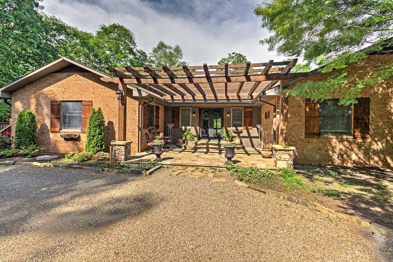 Para la última estancia de Carolina del Norte, reservar esta hermosa villa de alquiler de vacaciones!