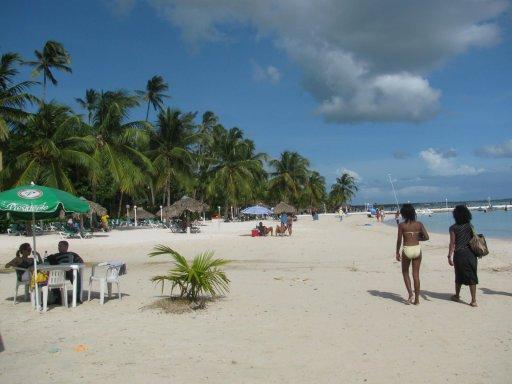 Boca Chica beach 35 min. car