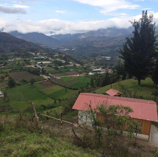 Cabaña en los Andes, vacation rental in Quito