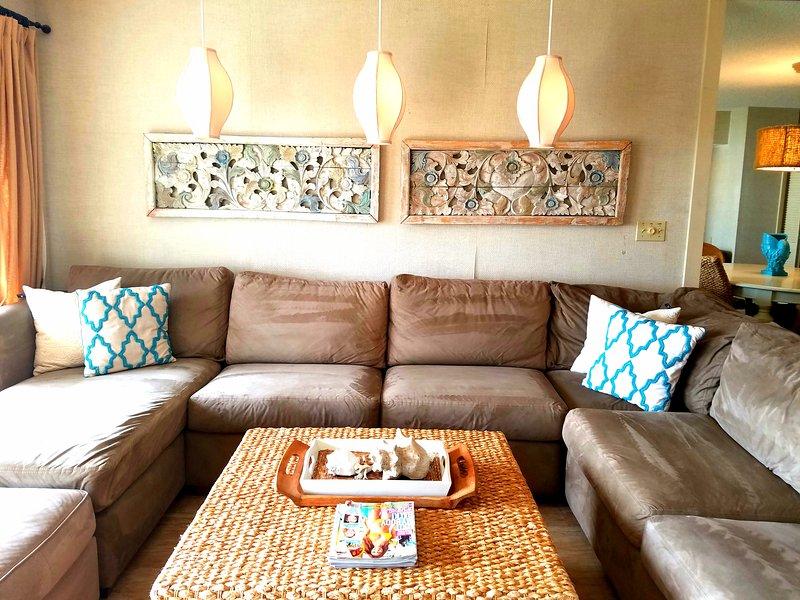 615 Oceanfront Surf Villa at Sawgrass Beach, BAM Vacation Rentals, aluguéis de temporada em Ponte Vedra Beach