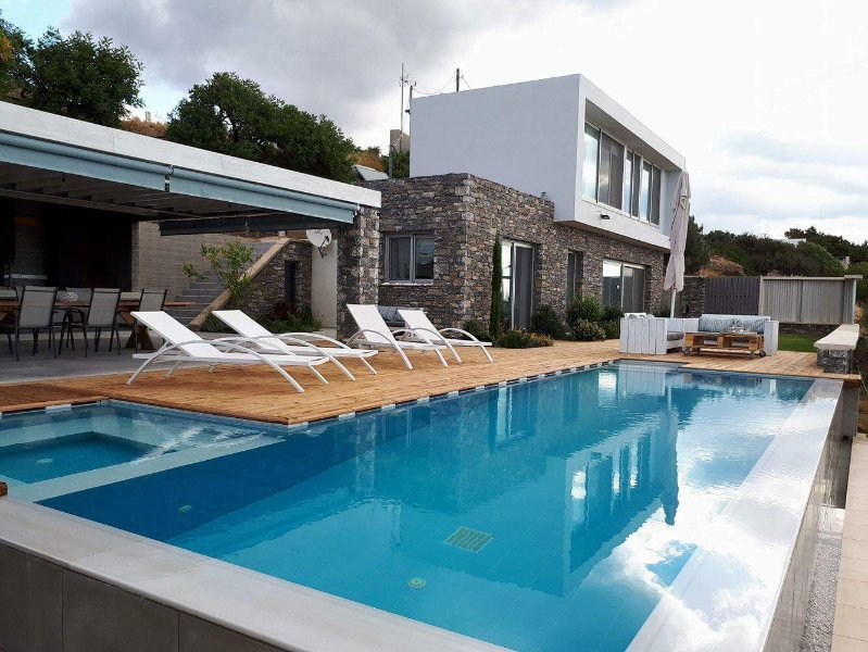 Boutique Villa Thalassa, location de vacances à Koutsouras