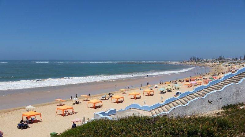 Un appart à Sidi Bouzid à proximité de la plage, holiday rental in El Jadida