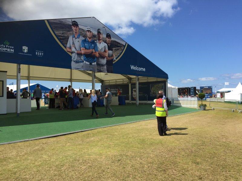 Dubai Duty Free Irish Open Portstewart 2017