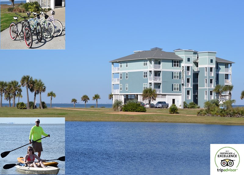 Enjoy Unbelievable Views From Our Waterfront Rentals your Whole Family will Love!