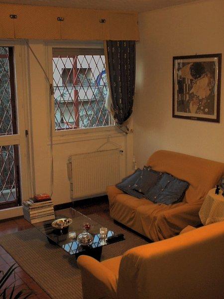 Appartamento accogliente - via Casilina Metro C, holiday rental in Setteville