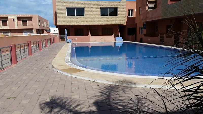 appartement dans une résidence sécurisée, holiday rental in El Jadida