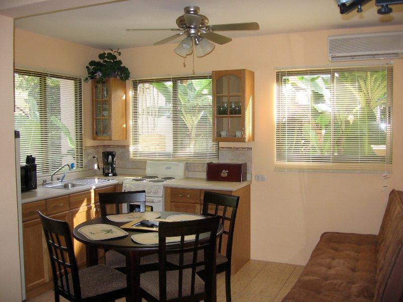Kitchen-Dinning Area