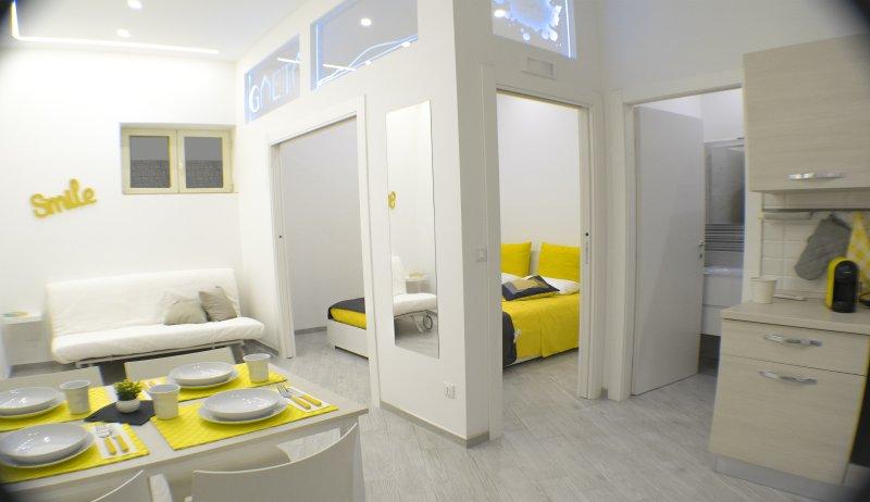Amarillo Casa Vacanza, aluguéis de temporada em Gaeta