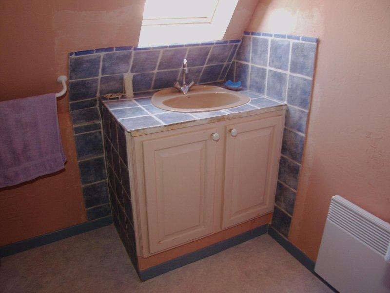 área de lavabo del baño