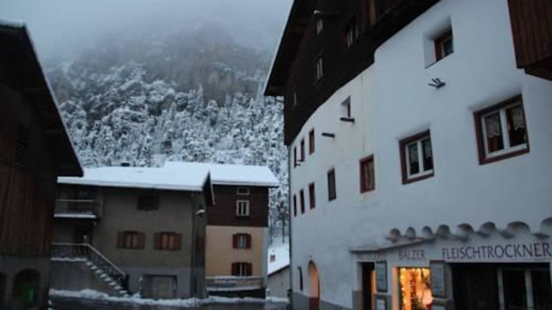 Tgesa Ferrera - Mountain Residence, holiday rental in Schmitten