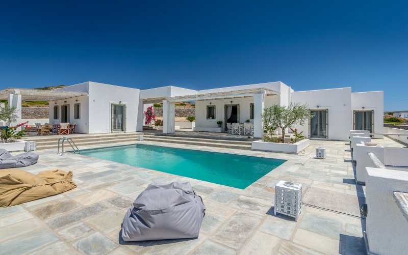 The Serenity House-Villa Apollon, casa vacanza a Milos