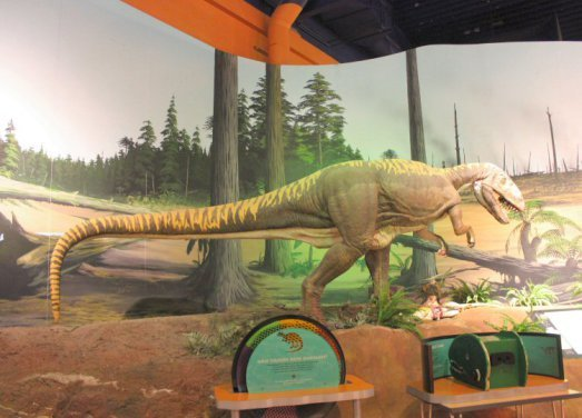 Dinosaur Isle 15 minutes à pied