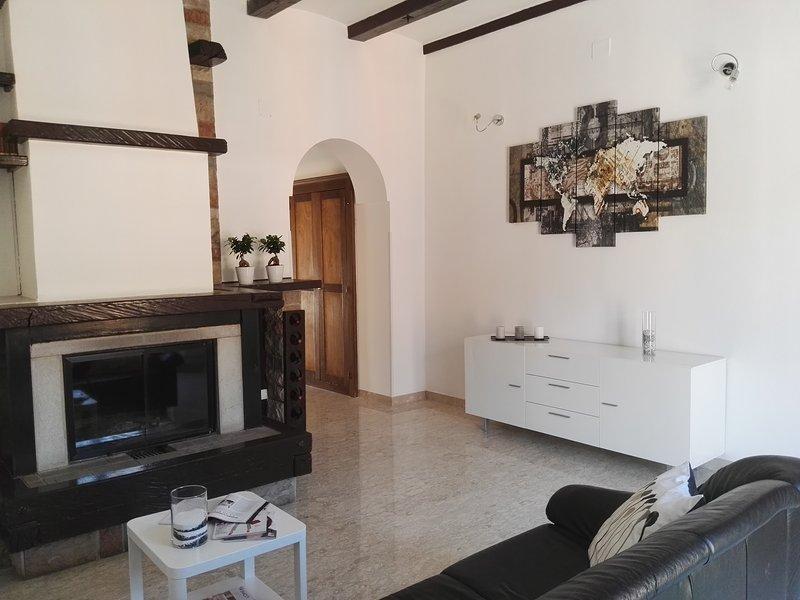 Appartamento Casa Vacanza Ferdi, vacation rental in Villetta Barrea