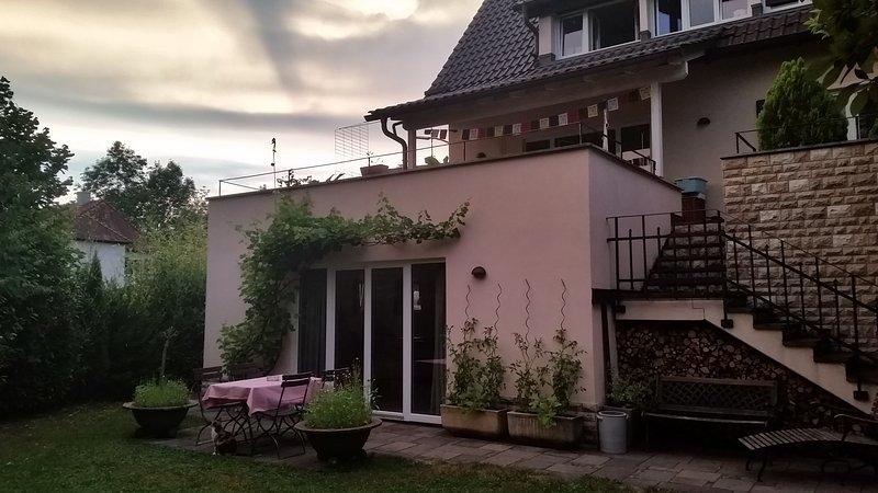 Neues, exklusives App./Nähe Stuttgart!, holiday rental in Hohenstadt