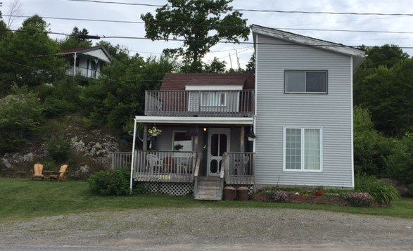 Bayswater Cottages -across river from Saint John, aluguéis de temporada em Saint John