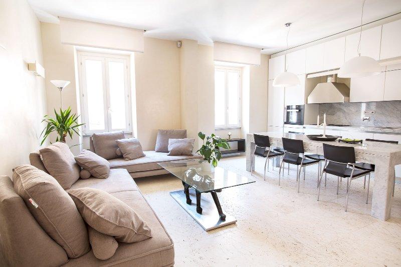 Chic Coliseum Delux apartment, alquiler de vacaciones en Roma