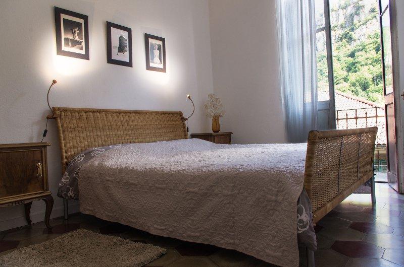 Appartamento con vista e giardino, casa vacanza a San Giacomo